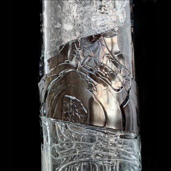 Fúkané sklo