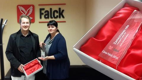 Ocenenia zo skla pre firmu Falck Emergency a.s. fcaf4142e40